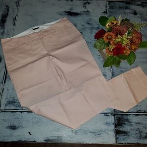 Blush worthington dress pants